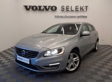 Vente Volvo V60 D4 163ch Start&Stop Summum Geartronic Occasion