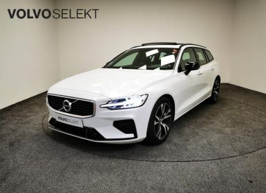 Achat Volvo V60 D4 190ch AdBlue R-Design Geartronic Occasion
