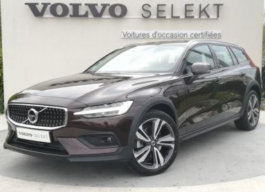 Achat Volvo V60 D4 190ch AWD Cross Country Pro Geartronic Occasion