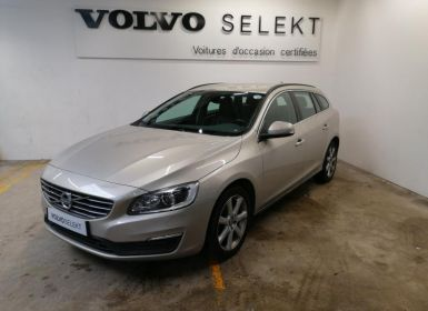 Volvo V60 D4 190ch Momentum Business Geartronic