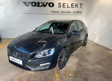 Vente Volvo V60 D4 190ch Översta Edition Geartronic Occasion