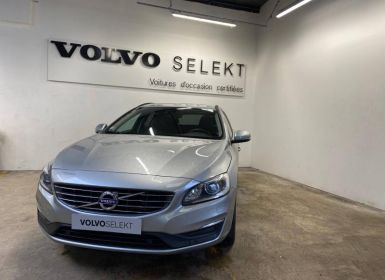 Achat Volvo V60 D4 190ch Översta Edition Geartronic Occasion