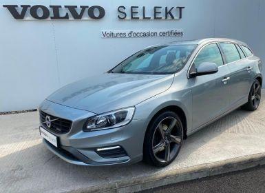 Volvo V60 D4 190ch R-Design Geartronic Occasion