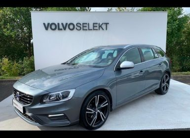 Achat Volvo V60 D4 190ch R-Design Geartronic Occasion