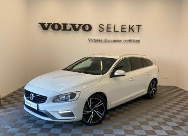 Vente Volvo V60 D4 190ch R-Design Geartronic Occasion