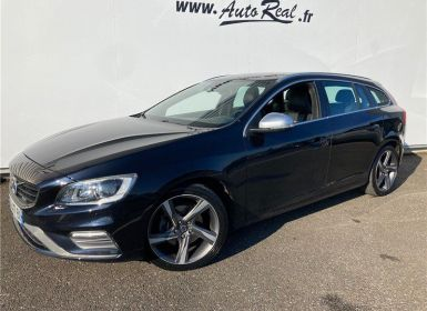 Achat Volvo V60 D4 AWD 181 CH R-Design Geartronic A Occasion