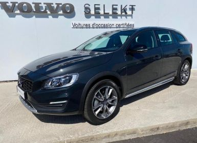 Achat Volvo V60 D4 AWD 190ch Pro Geartronic Occasion