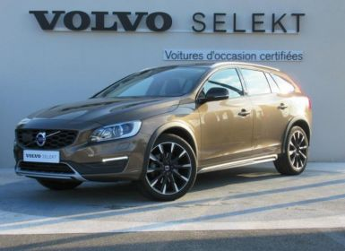 Achat Volvo V60 D4 AWD 190ch Summum Geartronic Occasion