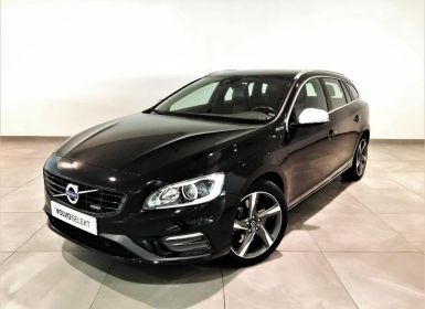 Achat Volvo V60 D6 AWD Plug-in Hybrid R-Design Geartronic Occasion