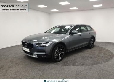 Acheter Volvo V90 Cross Country D4 AWD 190ch Pro Geartronic Occasion