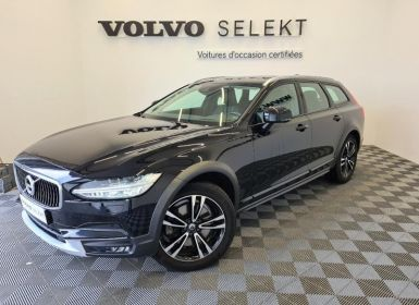 Vente Volvo V90 Cross Country D5 AWD 235ch Luxe Geartronic Occasion