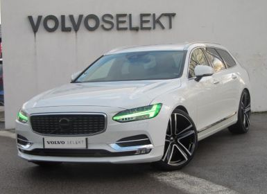 Achat Volvo V90 D4 190ch Inscription Geartronic Occasion