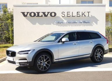 Achat Volvo V90 D5 AdBlue AWD 235ch Luxe Geartronic Occasion