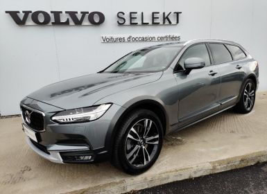 Vente Volvo V90 D5 AWD 235ch Luxe Geartronic Occasion
