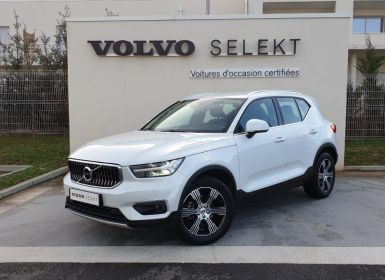 Voiture Volvo XC40 D3 AdBlue 150ch Inscription Geartronic 8 Occasion