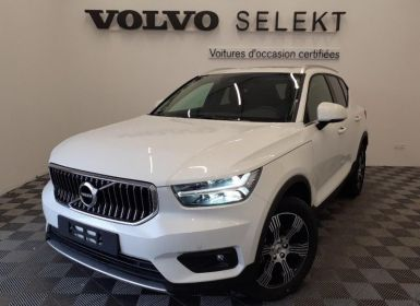 Achat Volvo XC40 D4 AdBlue AWD 190ch Inscription Geartronic 8 Occasion