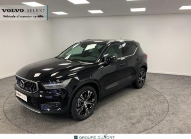 Voiture Volvo XC40 D4 AdBlue AWD 190ch Inscription Luxe Geartronic 8 Occasion