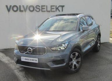 Vente Volvo XC40 D4 AdBlue AWD 190ch Inscription Luxe Geartronic 8 Occasion