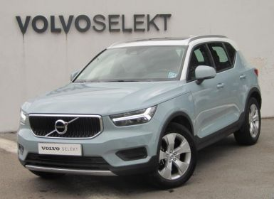 Vente Volvo XC40 D4 AdBlue AWD 190ch Momentum Geartronic 8 Occasion