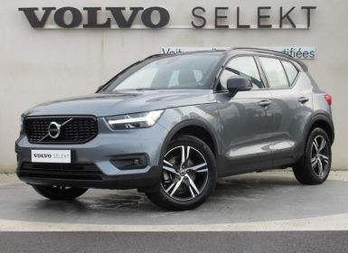 Voiture Volvo XC40 D4 AdBlue AWD 190ch R-Design Geartronic 8 Occasion