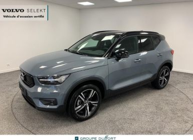Vente Volvo XC40 D4 AdBlue AWD 190ch R-Design Geartronic 8 Occasion