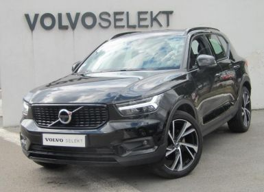 Achat Volvo XC40 D4 AWD 190ch AdBlue First Edition Geartronic 8 Occasion
