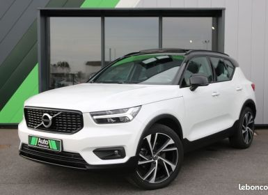 Achat Volvo XC40 D4 AWD AdBlue 190 Geartronic 8 R-Design Occasion