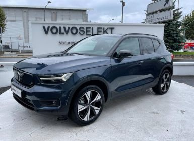 Achat Volvo XC40 Recharge Twin AWD 408ch Pro EDT Occasion