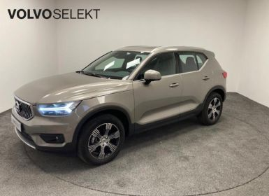 Achat Volvo XC40 T2 129ch Inscription Luxe Geatronic 8 Occasion