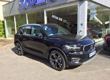 Achat Volvo XC40 T3 156ch Inscription Luxe Occasion