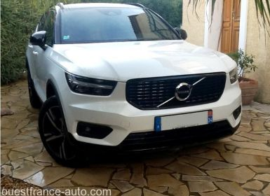 Voiture Volvo XC40 T3 163 Geartronic 8 R-design Occasion