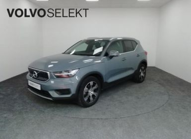 Achat Volvo XC40 T3 163ch Inscription Luxe Geatronic 8 Occasion