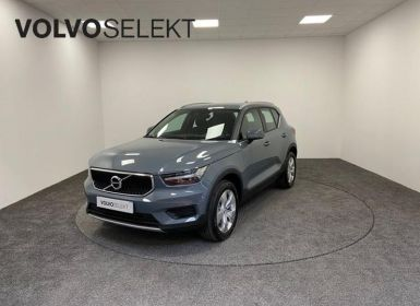 Voiture Volvo XC40 T3 163ch Momentum Geartronic 8 Occasion