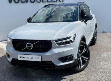 Achat Volvo XC40 T5 RECHARGE 180 + 82ch R-Design DCT 7 Occasion
