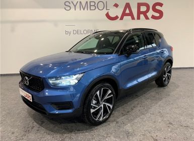 Volvo XC40 T5 RECHARGE 180+82 CH DCT7 R-Design