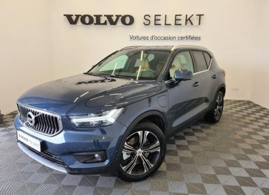 Vente Volvo XC40 T5 Twin Engine 180 + 82ch Inscription Luxe DCT 7 Occasion