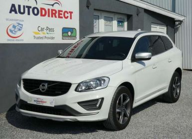 Volvo XC60 2.0 D3 R-Design AUTOMAAT Cuir, Navi, Camera, PDC Occasion
