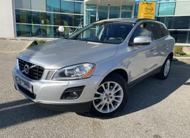 Voiture Volvo XC60 2.4 D5 185 SUMMUM GEARTRONIC AWD Occasion