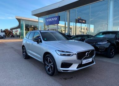 Voiture Volvo XC60 B4 AdBlue AWD 197ch R-Design Geartronic Occasion