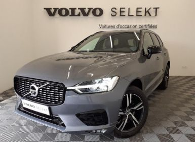 Achat Volvo XC60 B4 AdBlue AWD 197ch R-Design Geartronic Occasion