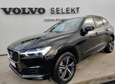 Achat Volvo XC60 B5 AdBlue AWD 235ch R-Design Geartronic Occasion