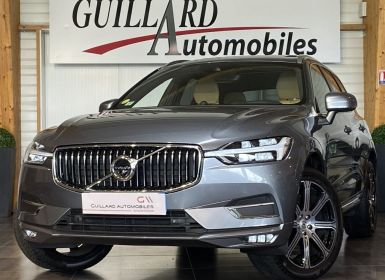 Volvo XC60 B5 AWD 235ch INSCRIPTION LUXE GEARTRONIC 8