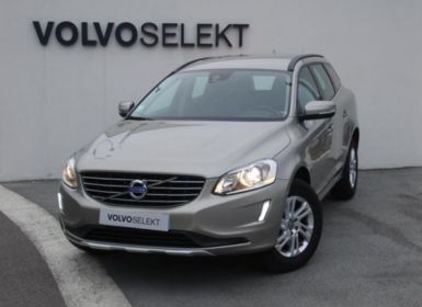 Voiture Volvo XC60 D3 136ch Momentum Start&Stop Occasion