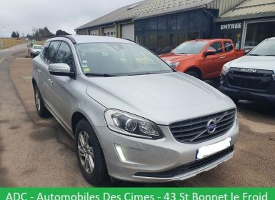 Vente Volvo XC60 D3 (150CH) 2WD Geartronic Momentum Occasion