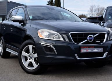 Achat Volvo XC60 D3 AWD 163CH R-DESIGN GEARTRONIC Occasion