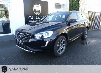 Vente Volvo XC60 D4 181 CH S&S OCEAN RACE ED. GEARTRONIC A Occasion