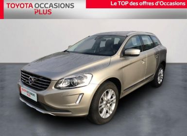Acheter Volvo XC60 D4 181ch Summum Geartronic Occasion