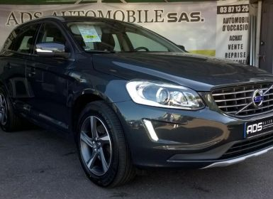 Vente Volvo XC60 D4 190 CH Summum Geartronic A Occasion
