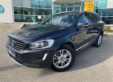 Voiture Volvo XC60 D4 190 SUMMUM GEARTRONIC Occasion