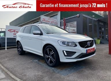 Achat Volvo XC60 D4 190CH MOMENTUM GEARTRONIC Occasion